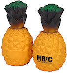 Pineapple Stress Balls